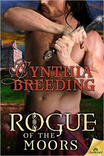 Rogue of the Moors by Cynthia Breeding
