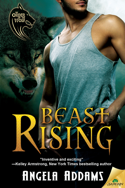 Beast Rising by Angela Addams