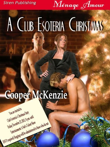 A CLUB ESOTERIA CHRISTMAS