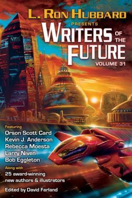 Writers of the Future Volume 31 by Larry Niven