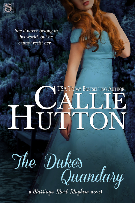 The Duke's Quandary by Callie Hutton