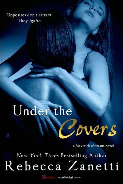 Under the Covers by Rebecca Zanetti