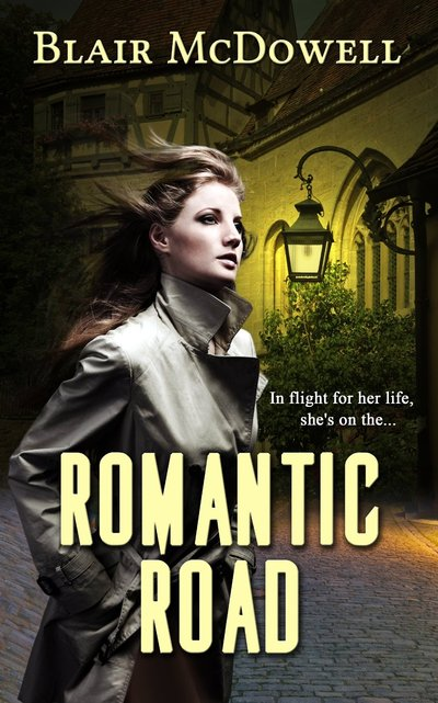 Romantic Road by Blair McDowell