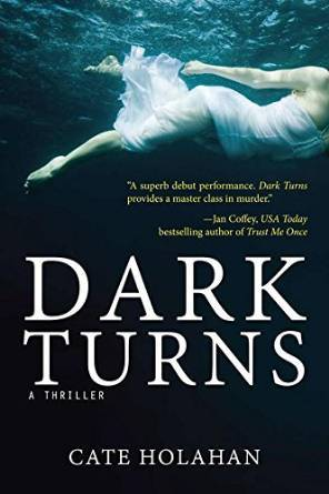 Dark Turns by Cate Holahan