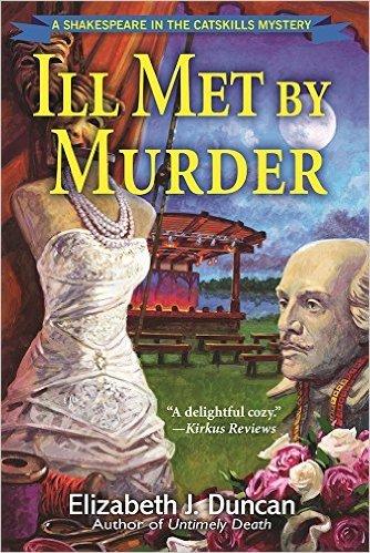 Ill Met by Murder by Elizabeth J. Duncan