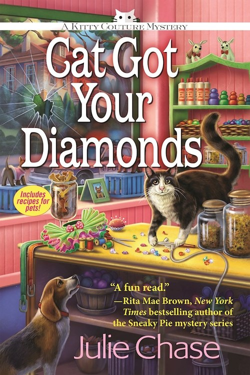CAT GOT YOUR DIAMONDS