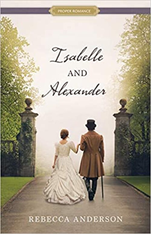 Isabelle and Alexander by Rebecca Anderson