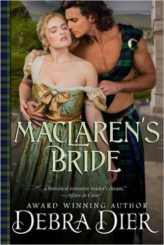 MACLAREN'S BRIDE
