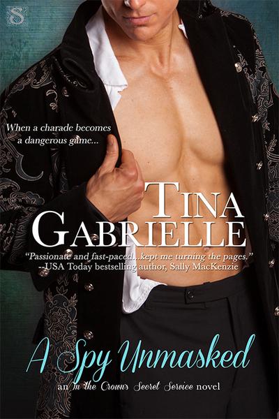 A Spy Unmasked by Tina Gabrielle