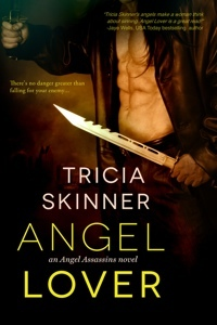 Angel Lover by Tricia Skinner
