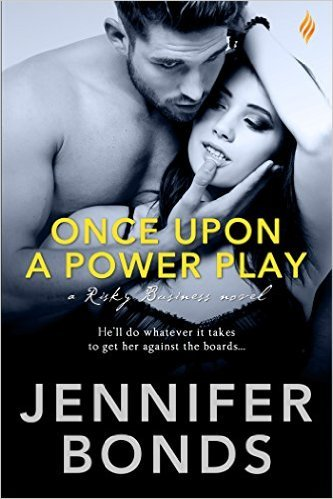 Once Upon a Power Play by Jennifer Bonds