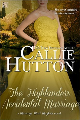 THE HIGHLANDER'S ACCIDENTAL MARRIAGE