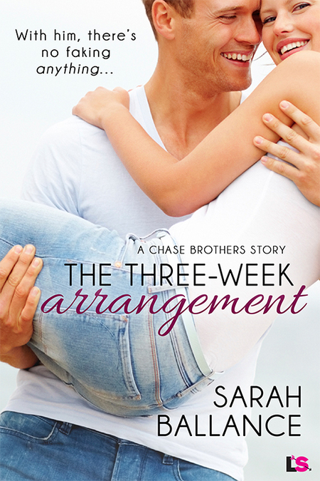 The Three-Week Arrangement by Sarah Ballance