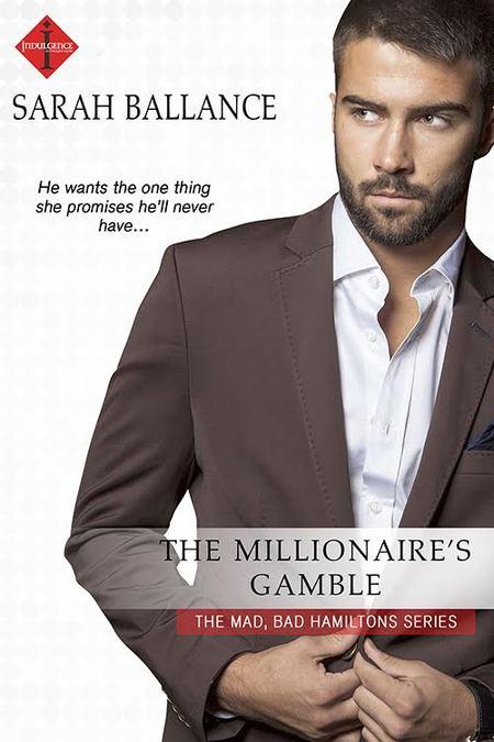 THE MILLIONAIRE'S GAMBLE