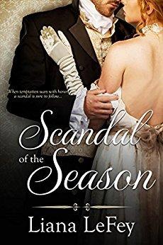 Scandal of the Season by Liana LeFey