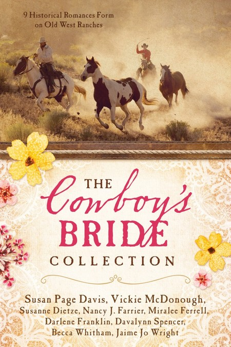 The Cowboy's Bride Collection by Susan Page Davis