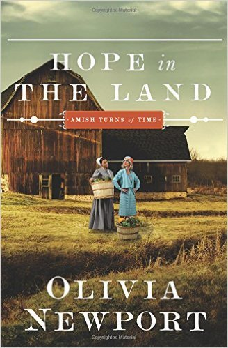 Hope in the Land by Olivia Newport