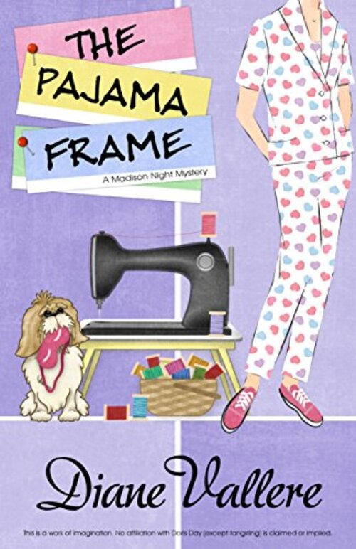 The Pajama Frame by Diane Vallere