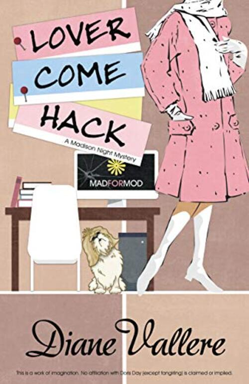 Lover Come Hack by Diane Vallere