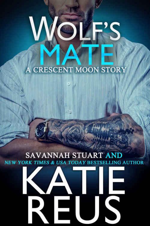 Wolf's Mate by Savannah Stuart