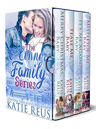 O'Connor Family Series Collection by Katie Reus