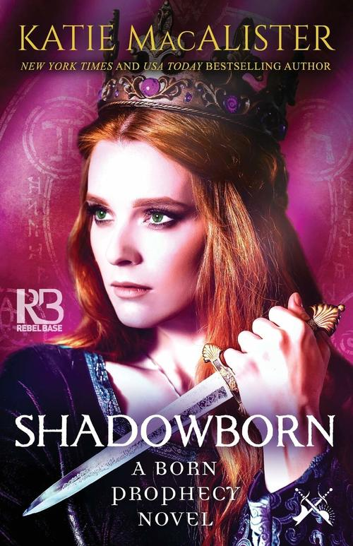 Shadowborn by Katie MacAlister