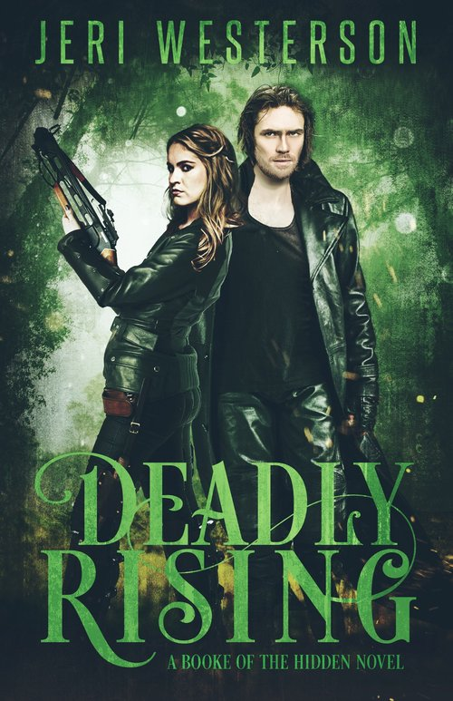 Deadly Rising by Jeri Westerson