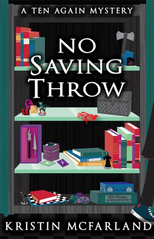 No?Saving?Throw by Kristin McFarland