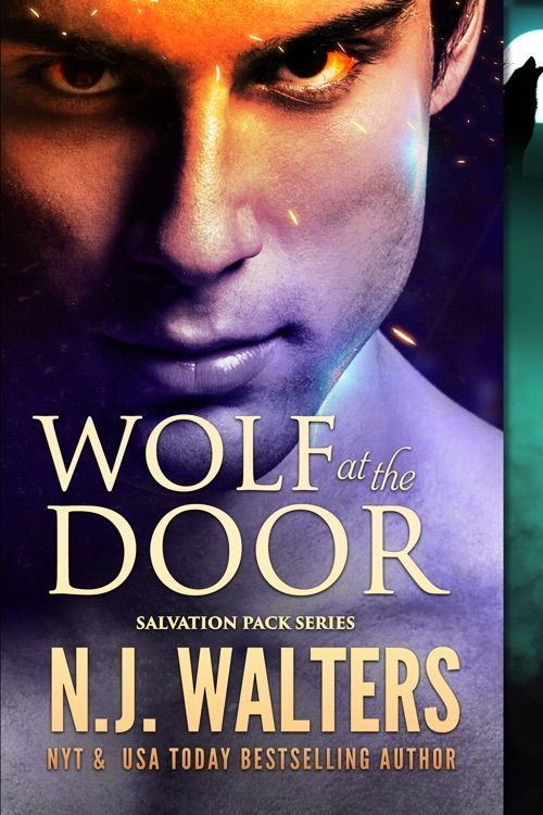Wolf At The Door by N.J. Walters