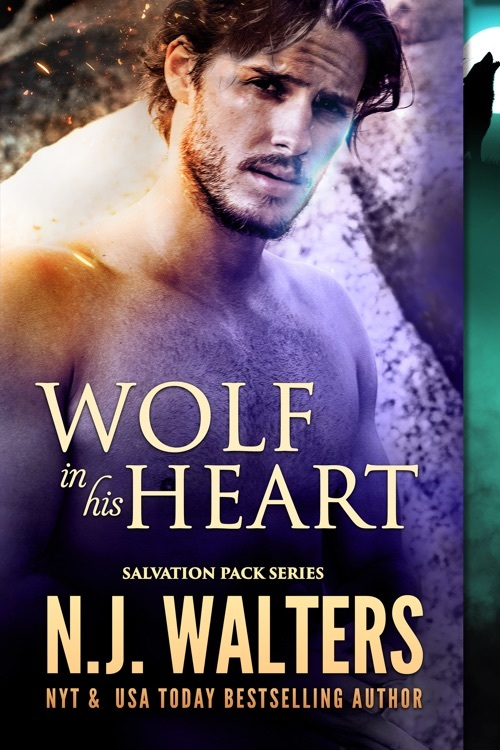 Wolf in his Heart by N.J. Walters