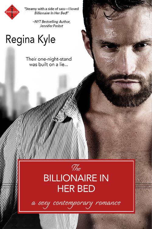 Billionaire in Her Bed by Regina Kyle