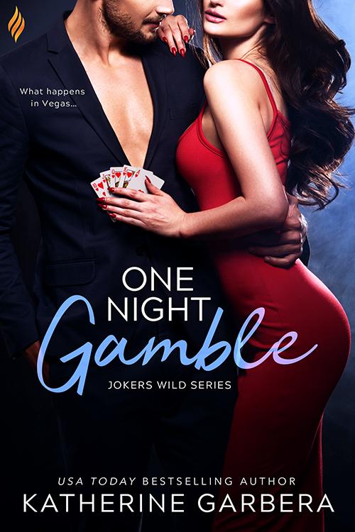 One Night Gamble by Katherine Garbera