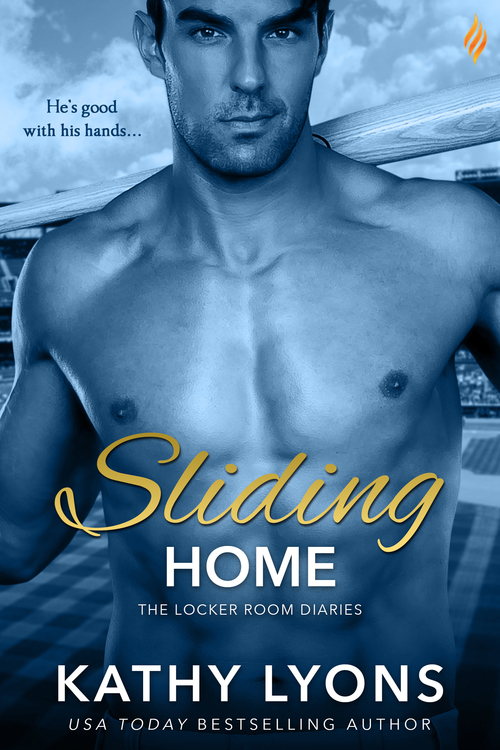 Excerpt of Sliding Home by Kathy Lyons