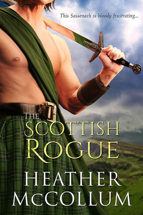 The Scottish Rogue by Heather McCollum