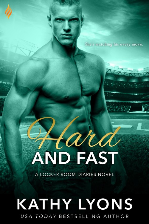 Excerpt of Hard And Fast by Kathy Lyons