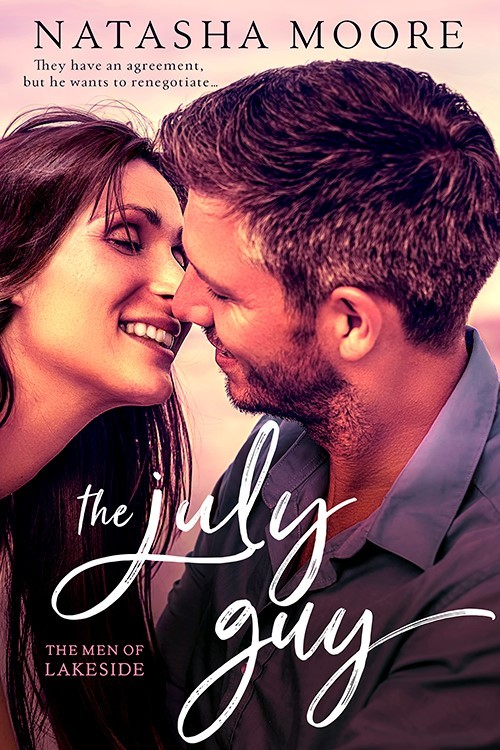 The July Guy by Natasha Moore
