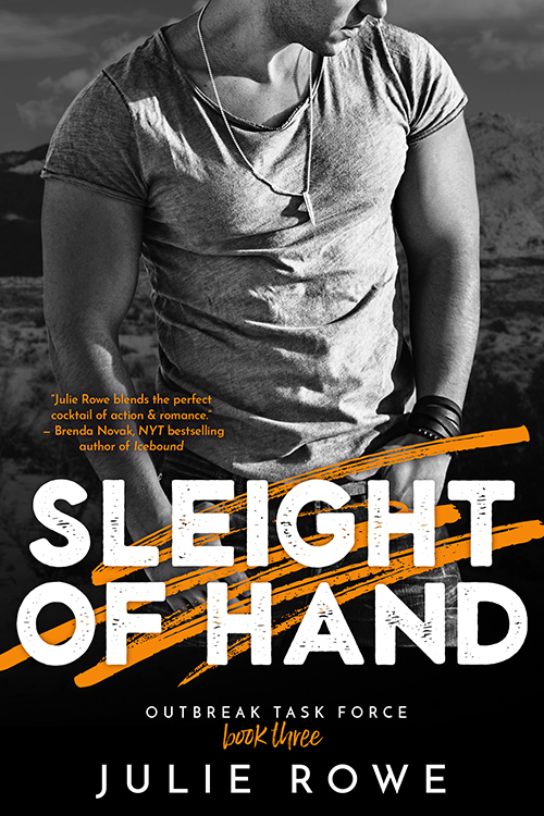 Sleight of Hand by Julie Rowe