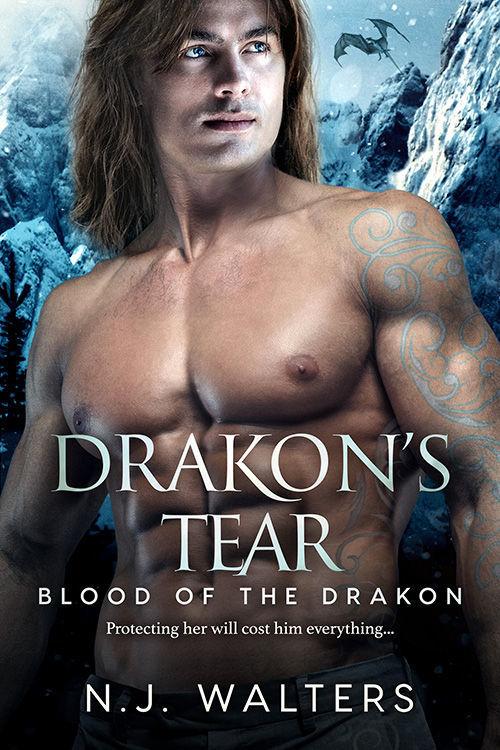 Drakon's Tear by N.J. Walters