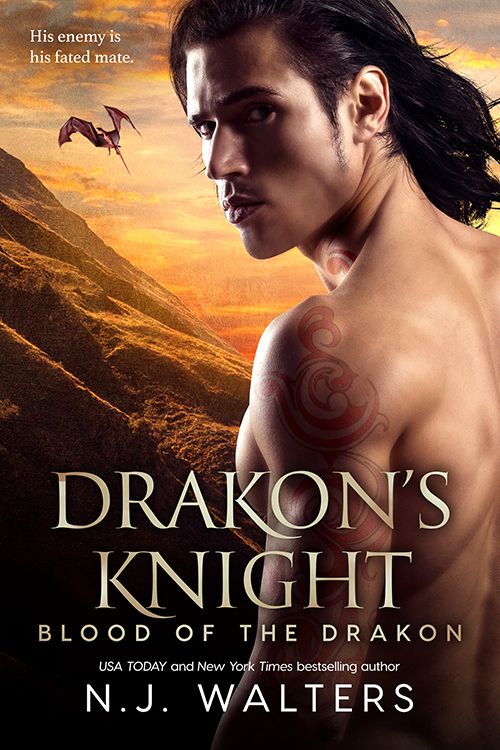 Drakon's Knight by N.J. Walters