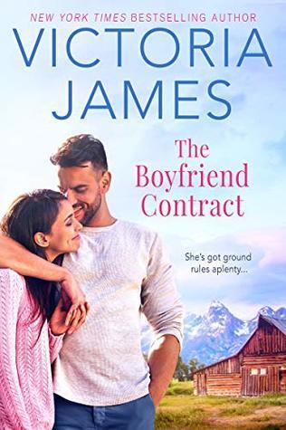 The Boyfriend Contract by Victoria James
