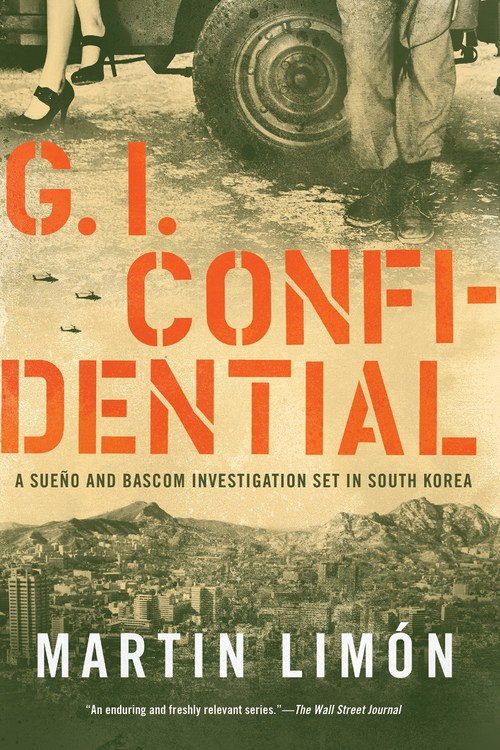 GI Confidential by Martin Limon