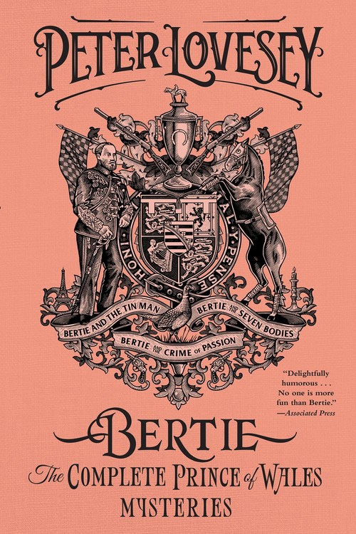 Bertie by Peter Lovesey