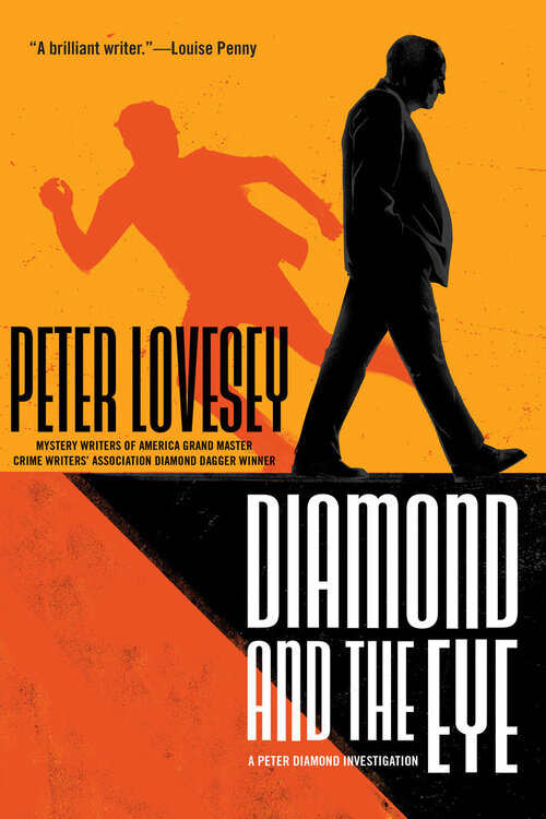 Diamond and the Eye by Peter Lovesey