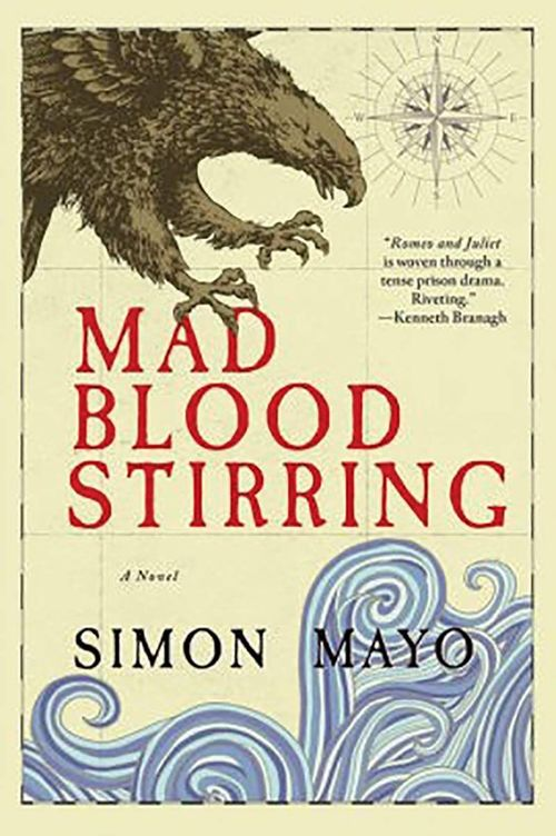 Mad Blood Stirring by Simon Mayo