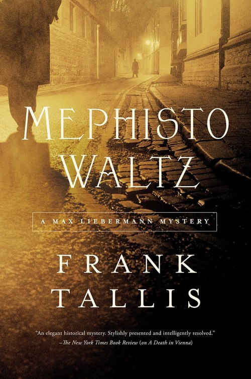 Mephisto Waltz by Frank Tallis