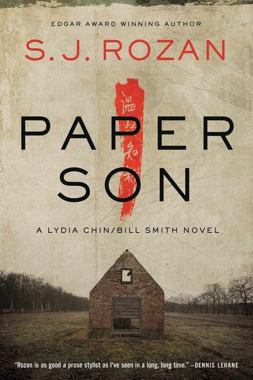 Paper Son by S.J. Rozan