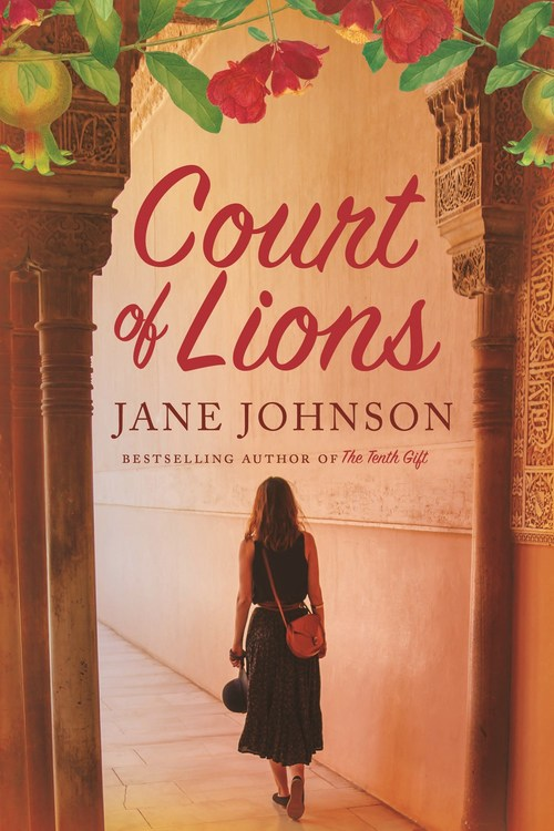 Court of Lions by Jane Johnson