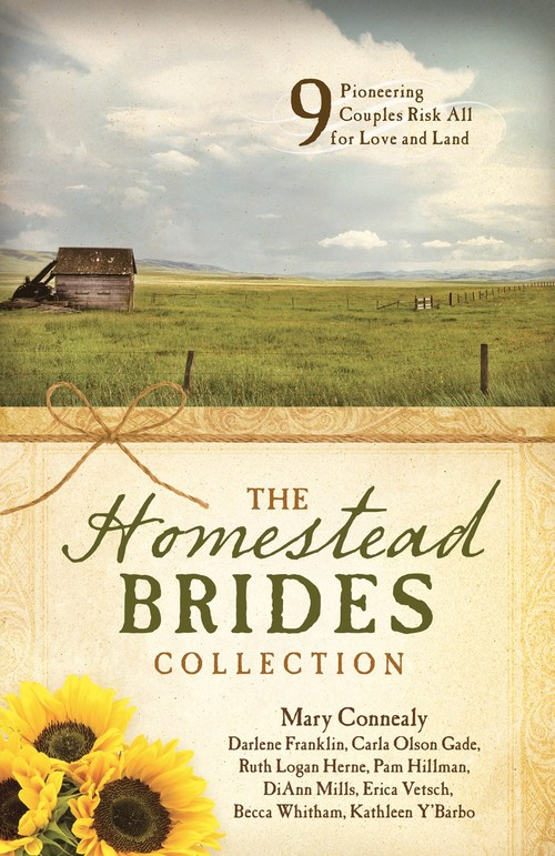 The Homestead Brides Collection by DiAnn Mills