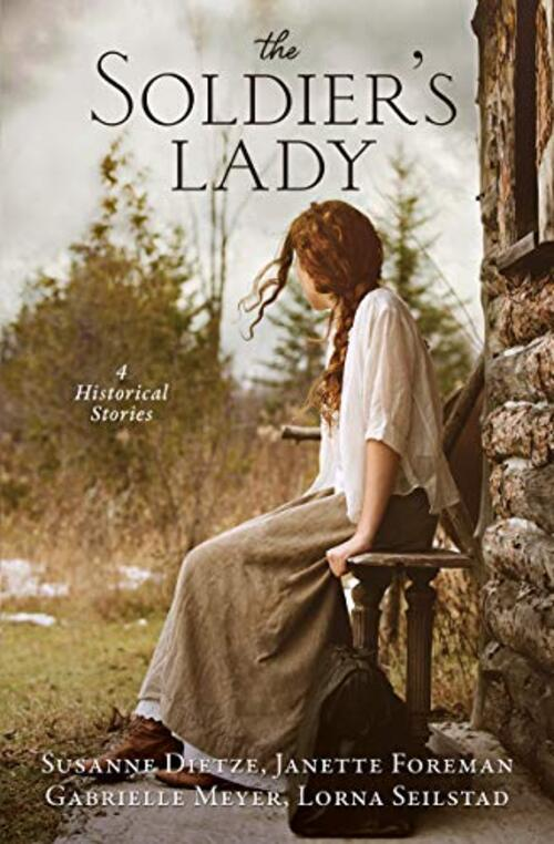 The Soldier's Lady by Susanne Dietze