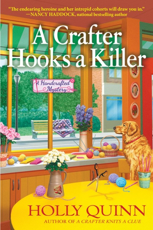 Excerpt of A Crafter Hooks a Killer by Holly Quinn